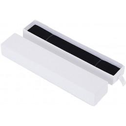 Белый жемчужный подарочный футляр для ремешка 0002-04-1
