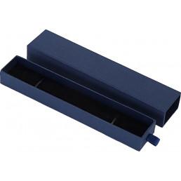 Темно-синий подарочный футляр для ремешка 0002-04-2