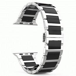 Черный керамический ремешок для Apple Watch 0005-01-1