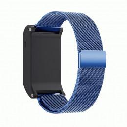 Синий миланский магнитный ремешок для Garmin Vivoactive HR 0065-02-1