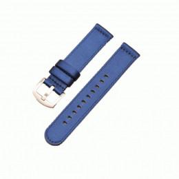 Синий нейлоновый ремешок для Samsung Gear/Galaxy Watch 42мм-46мм 0116-01-1