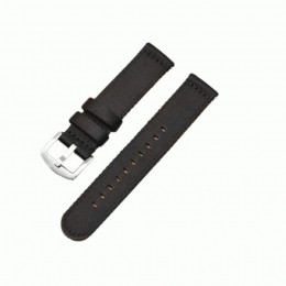 Черный нейлоновый ремешок для Samsung Gear/Galaxy Watch 42мм-46мм 0116-01-2