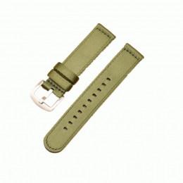 Зеленый нейлоновый ремешок для Samsung Gear/Galaxy Watch 42мм-46мм 0116-01-5